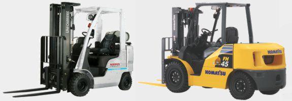 Forklift Service York PA