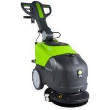 CT15 Industrial Floor Scrubbing Machine