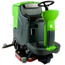 CT110 Rider Industrial Floor Scrubbing Machine