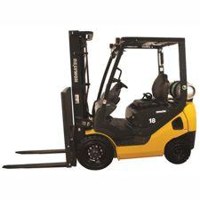 Komatsu AX50 Series IC Pneumatic Forklift