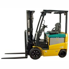 Komatsu BBX50 Series AC Electric Rider Forklift