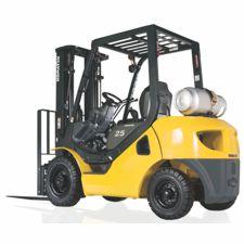 Komatsu BX50 Series IC Pneumatic Forklift