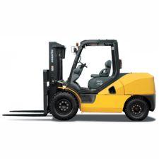 Komatsu CX50 Series IC Pneumatic Forklift