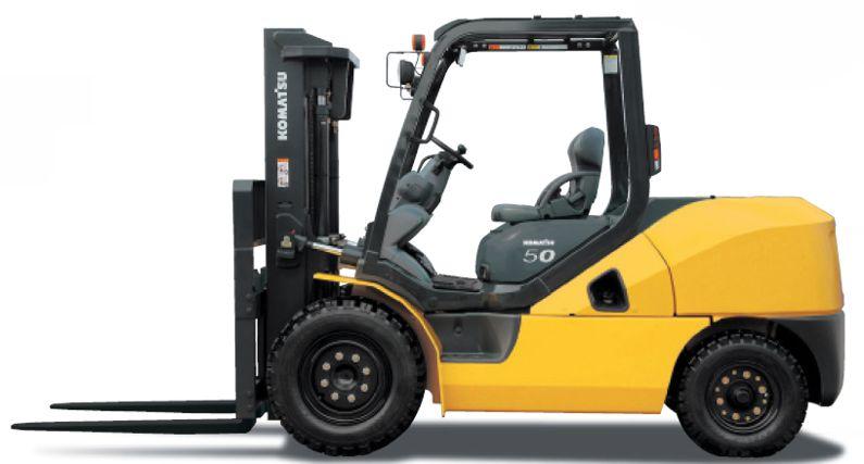 Komatsu CX50 SeriesIC Pneumatic Forklift