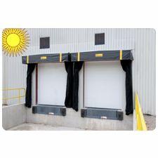 Pentalift Solar Powered Hydraulic Dock Levelers
