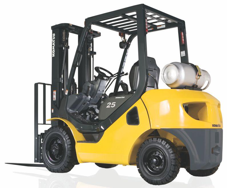 Komatsu BX50 SeriesIC Pneumatic Forklift