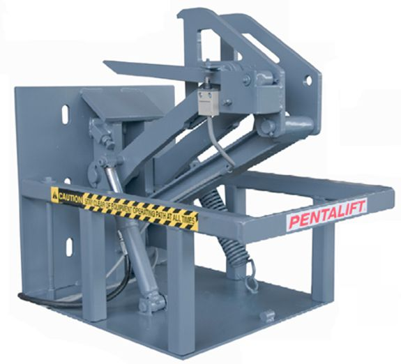 Pentalift Vehicle Restraints & Safety Equipment
