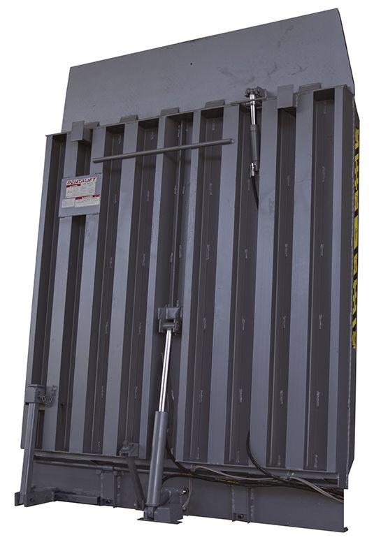 Pentalift Vertical Storing Dock Levelers