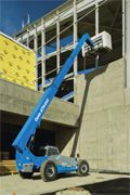 high reach telehandlers