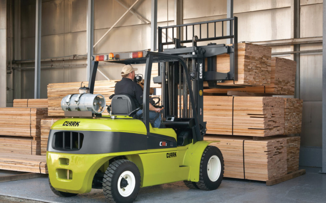 Three Ways A Forklift Fleet Increases Productivity