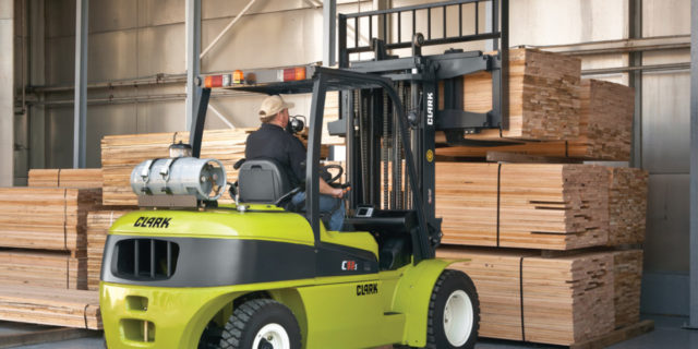 a forklift can increase productivity