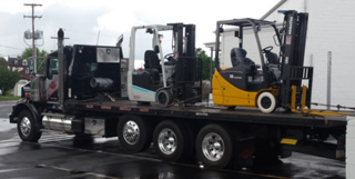 benefits of renting forklifts