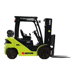 IC-Pneumatic Forklifts