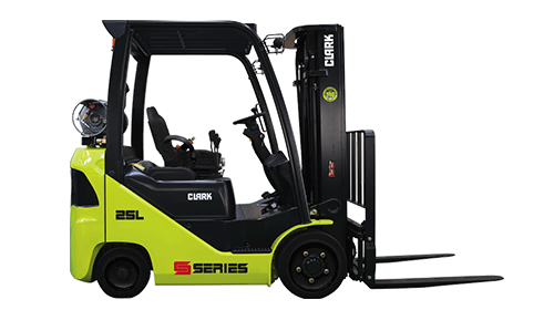 Clark Cushion Forklifts