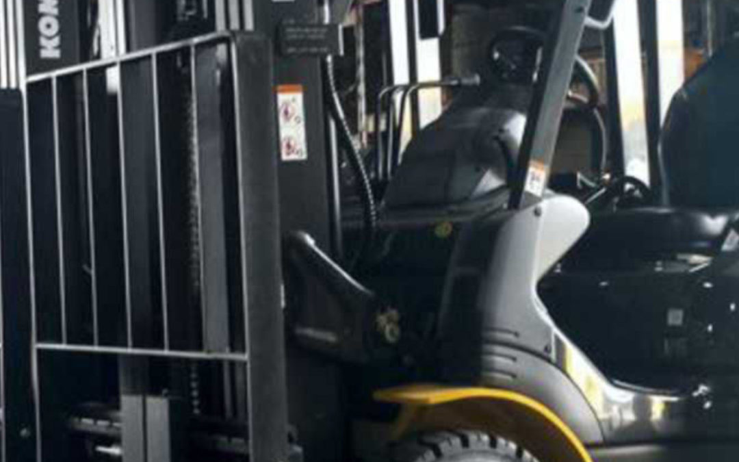 Daily Forklift Operators Check List