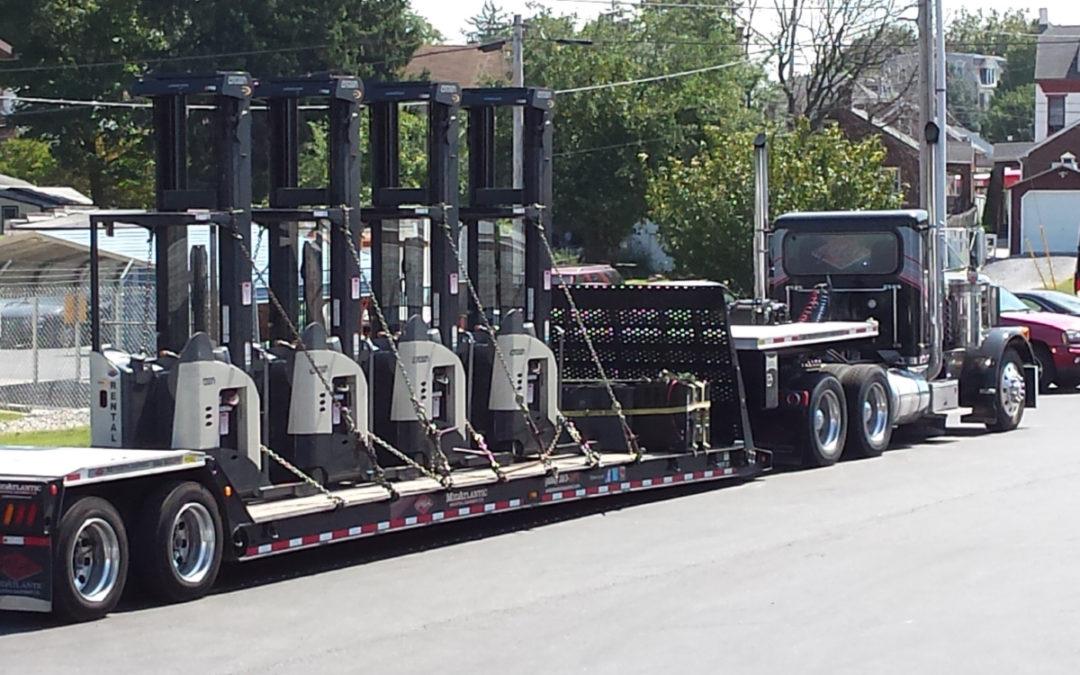 Benefits of Forklift Rentals