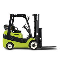 Narrow-Aisle Forklifts