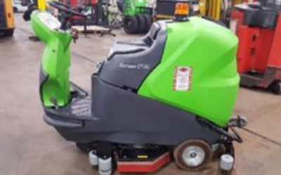 IPC Eagle CT160 Ride On Scrubber