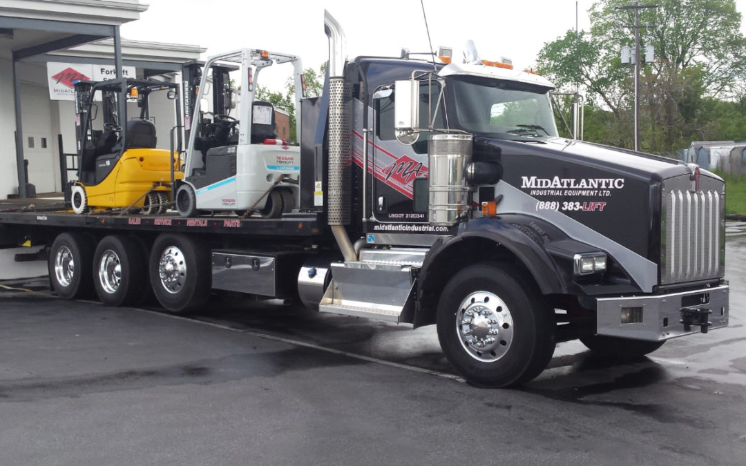 How to Find and Select a Forklift Dealer