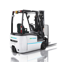 AC Electric Rider Lift Trucks
