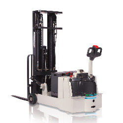 WCX Electric Walkie Counterbalanced Stacker