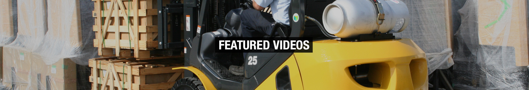 Material Handling Equipment - sales - rentals - parts - service - Videos - York County PA - Harford - Baltimore - Howard County MD - Mid-Atlantic Region