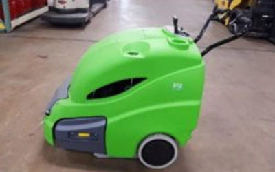 IPC Walk Behind Electric Sweeper/Vac