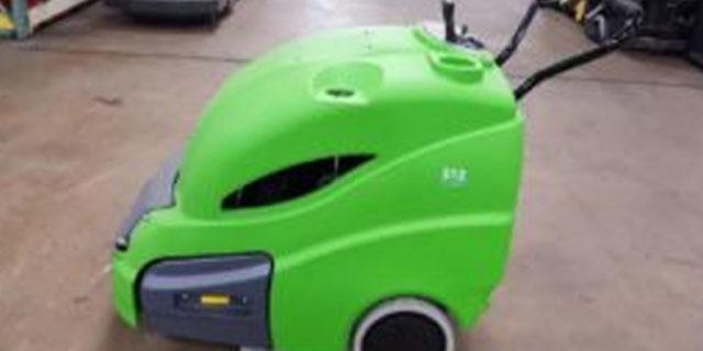 IPC Eagle walk behind electric sweeper scrubber vacuum