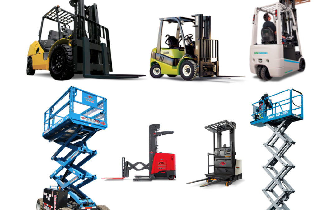 Different Types of Material Handling Equipment