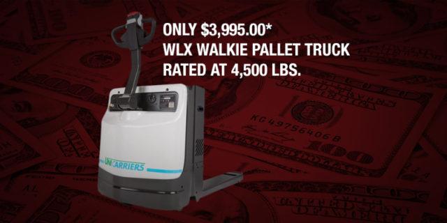 WLX Walkie Special